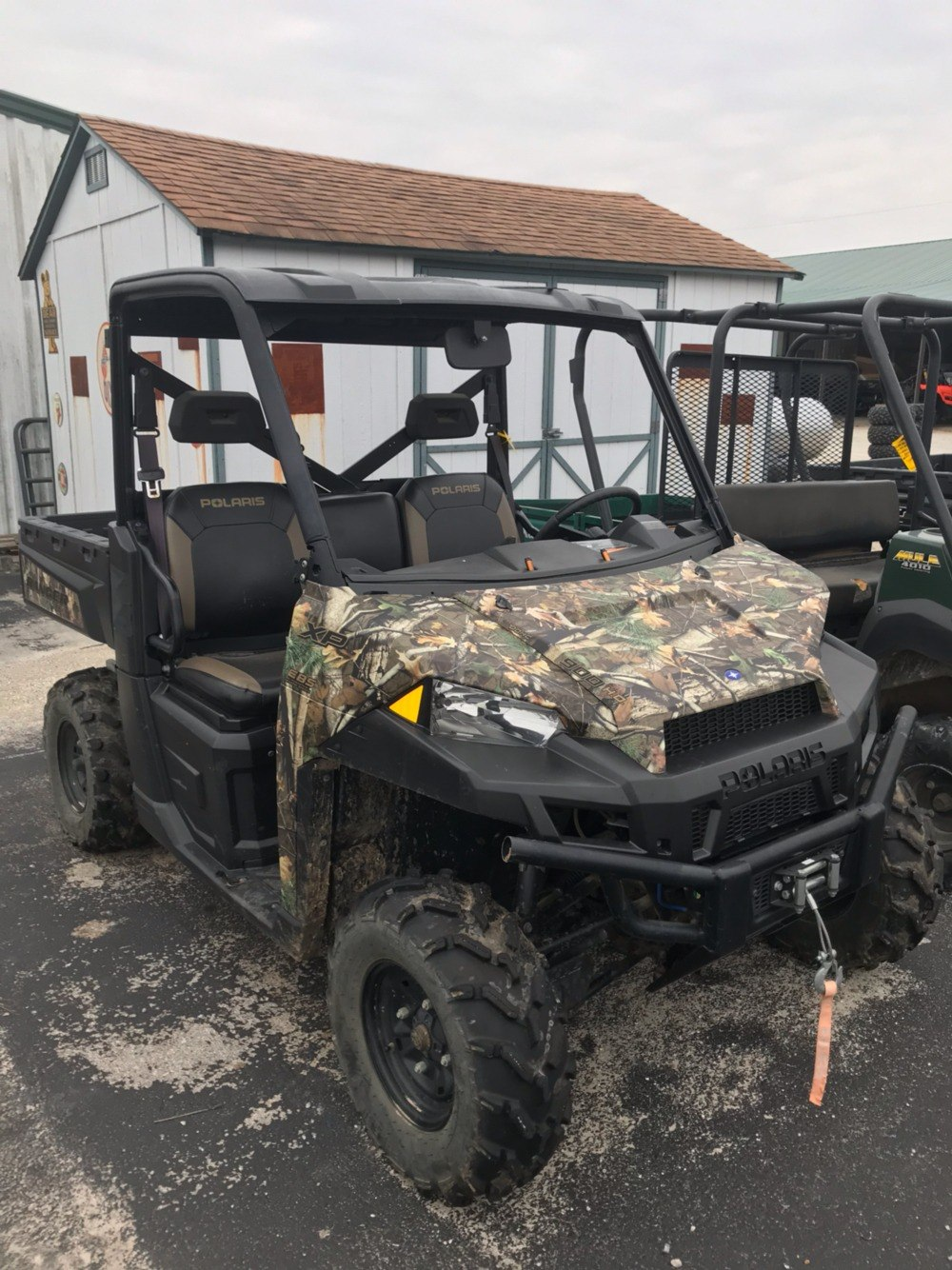 2015 Polaris Ranger >> Used 2015 Polaris Ranger Xp 900 Eps Utility Vehicles In Bolivar Mo