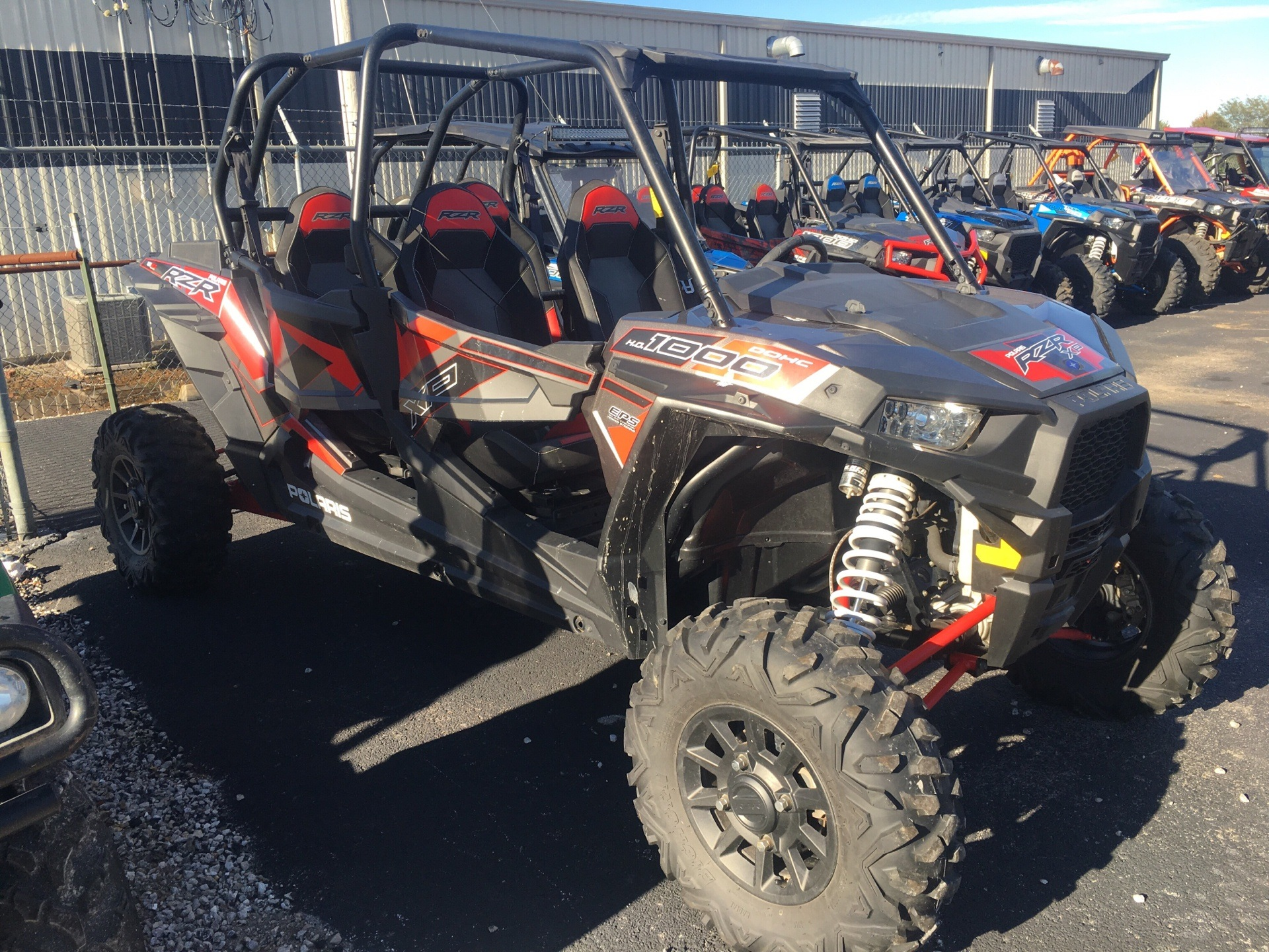 2017 Polaris RZR XP 4 1000 EPS in Bolivar, Missouri