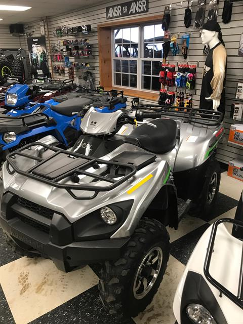 2019 Kawasaki Brute Force 750 4x4i EPS in Bolivar, Missouri