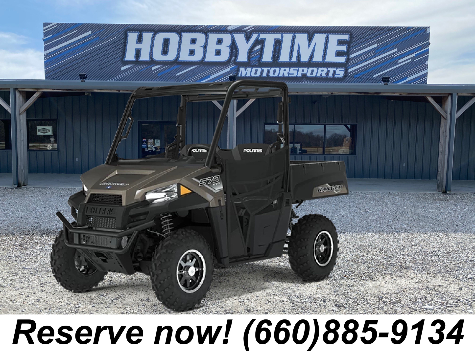 2021 Polaris Ranger 570 Premium in Bolivar, Missouri - Photo 1