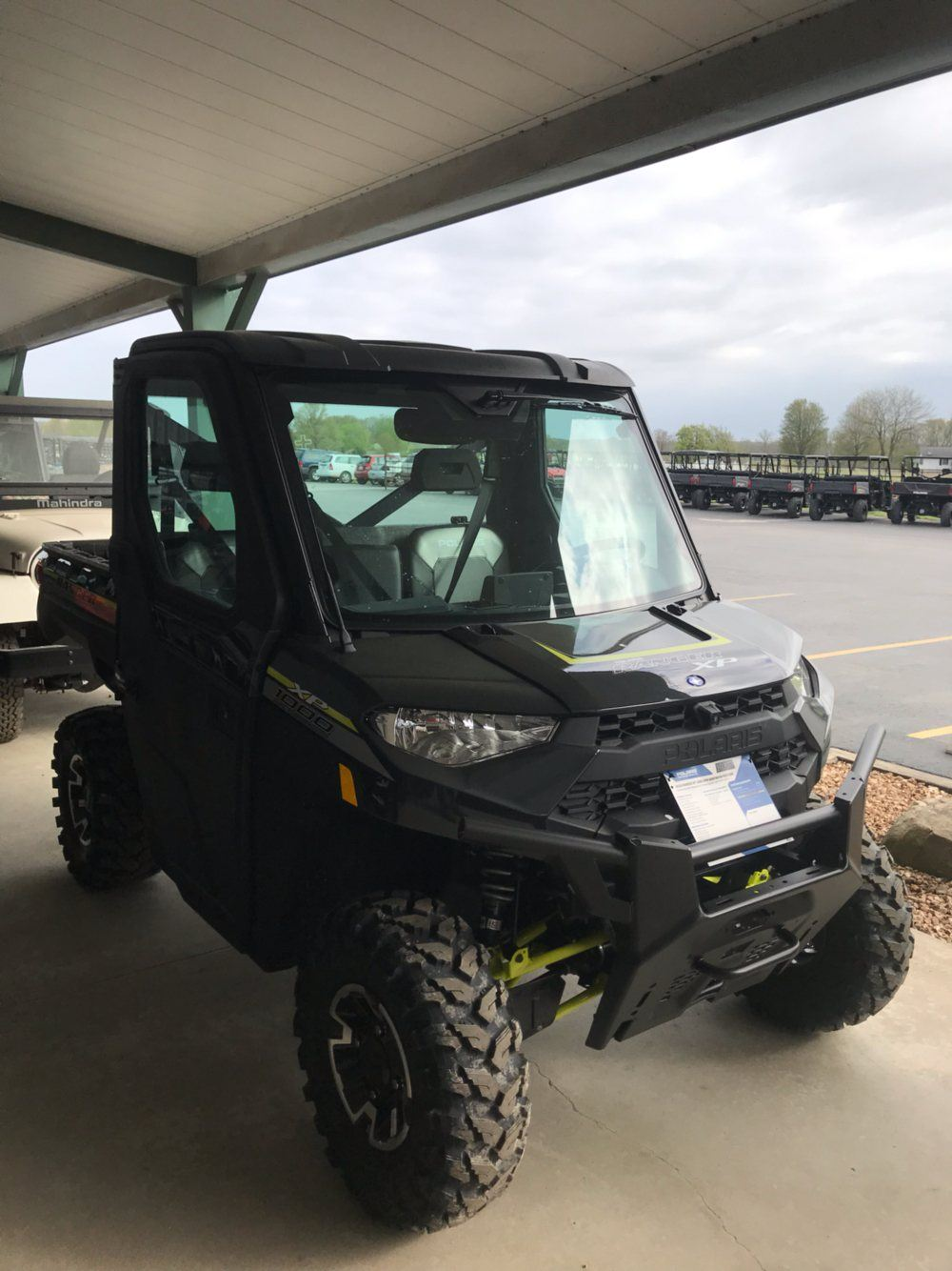 2019 Polaris Ranger XP 1000 EPS Northstar Edition Ride Command in Bolivar, Missouri - Photo 1