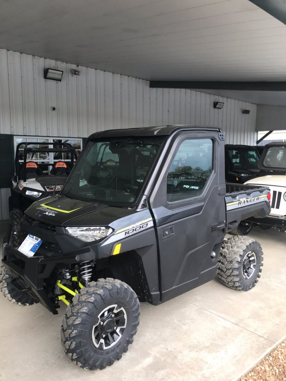 2019 Polaris Ranger XP 1000 EPS Northstar Edition Ride Command in Bolivar, Missouri - Photo 2