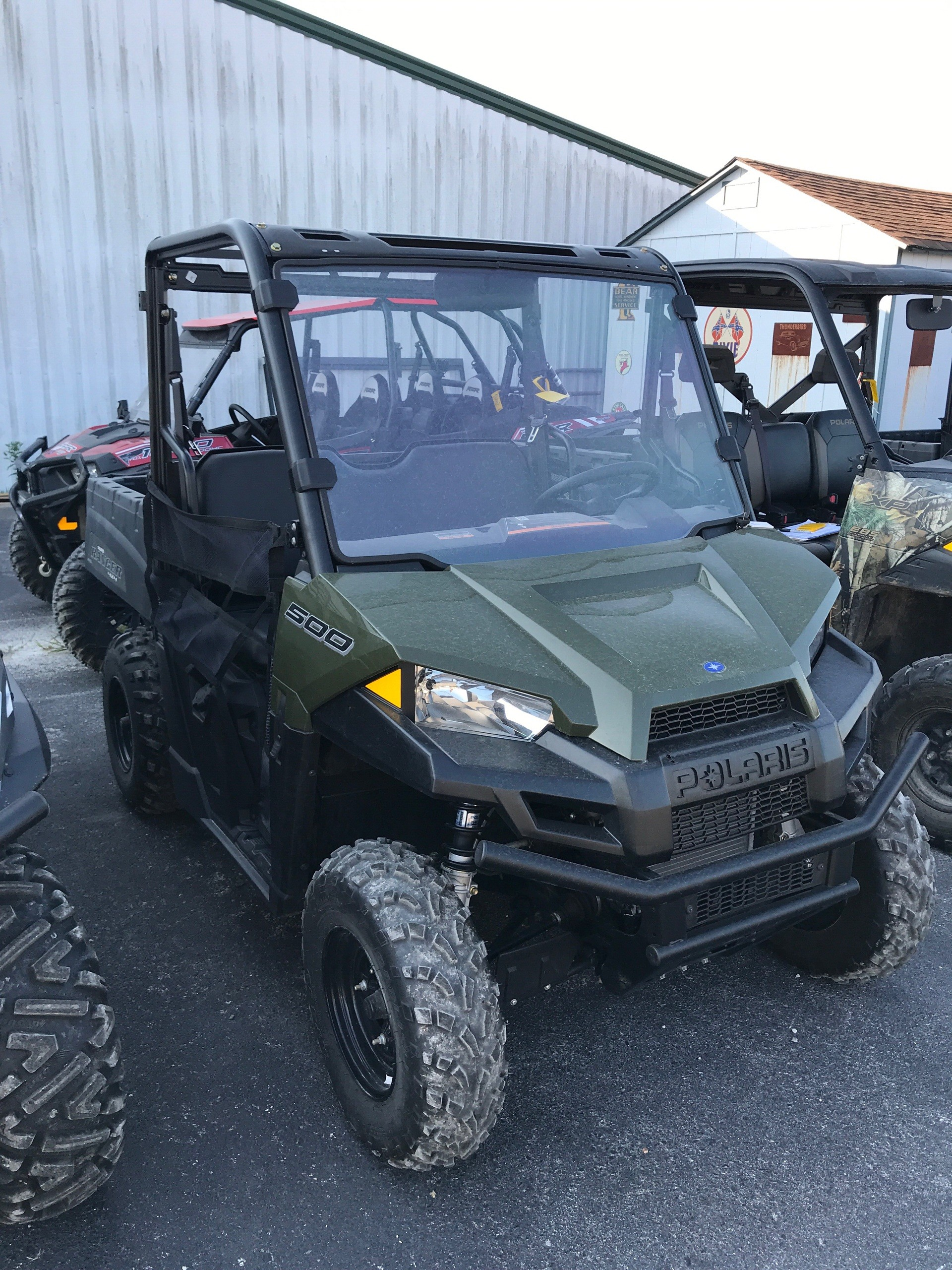 2019 Polaris Ranger 500 in Bolivar, Missouri - Photo 1