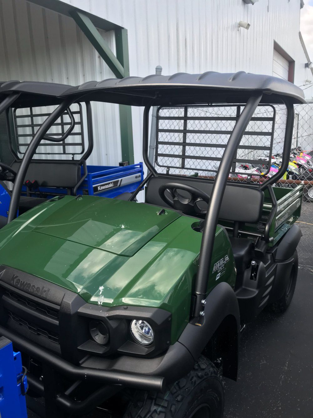 2019 Kawasaki Mule SX 4x4 FI in Bolivar, Missouri - Photo 2