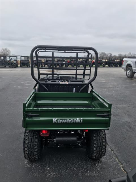 2019 Kawasaki Mule SX 4x4 FI in Bolivar, Missouri - Photo 3