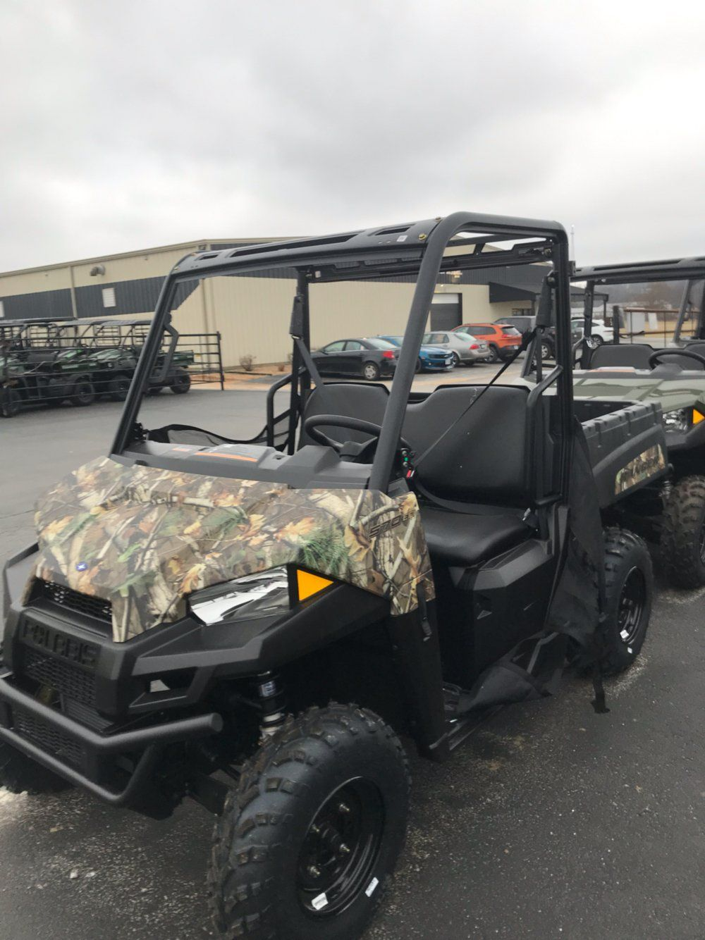 2019 Polaris Ranger 570 Polaris Pursuit Camo in Bolivar, Missouri - Photo 1