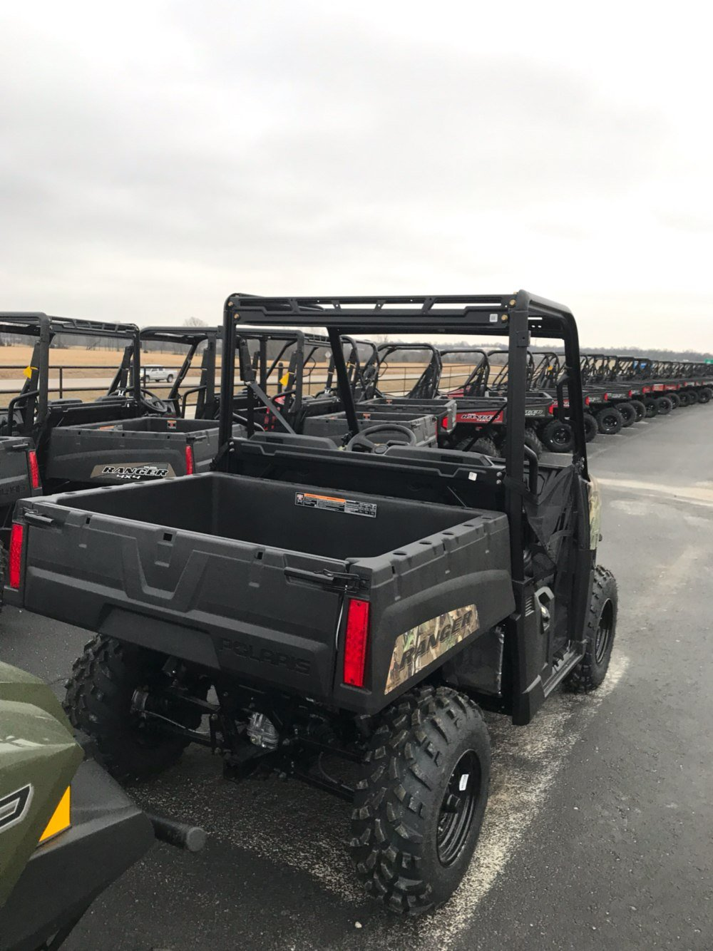 2019 Polaris Ranger 570 Polaris Pursuit Camo in Bolivar, Missouri - Photo 3