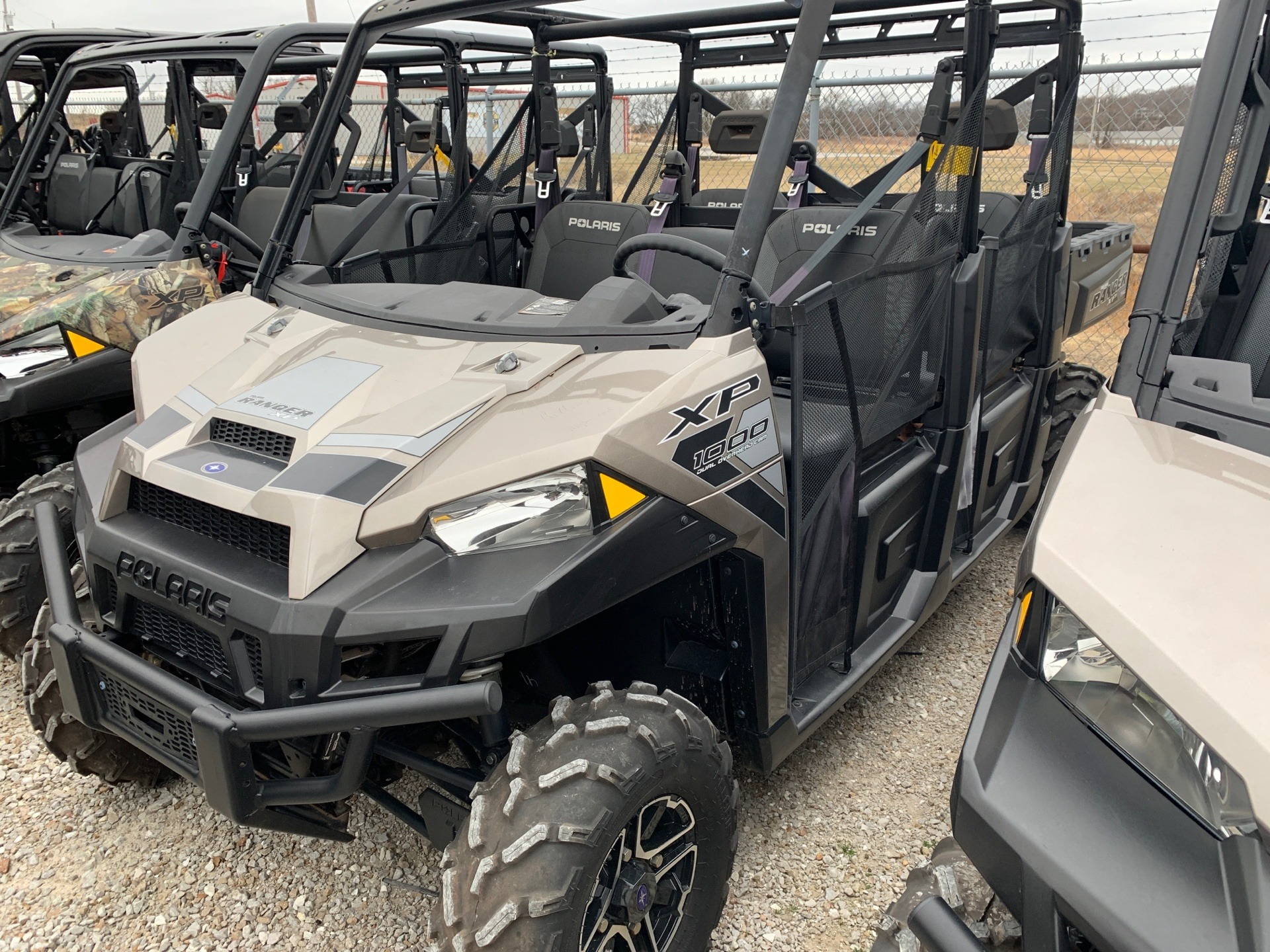 2018 Polaris Ranger Crew XP 1000 EPS in Bolivar, Missouri - Photo 1