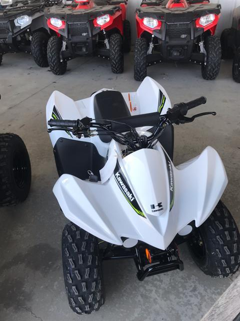2019 Kawasaki KFX 90 in Bolivar, Missouri - Photo 2