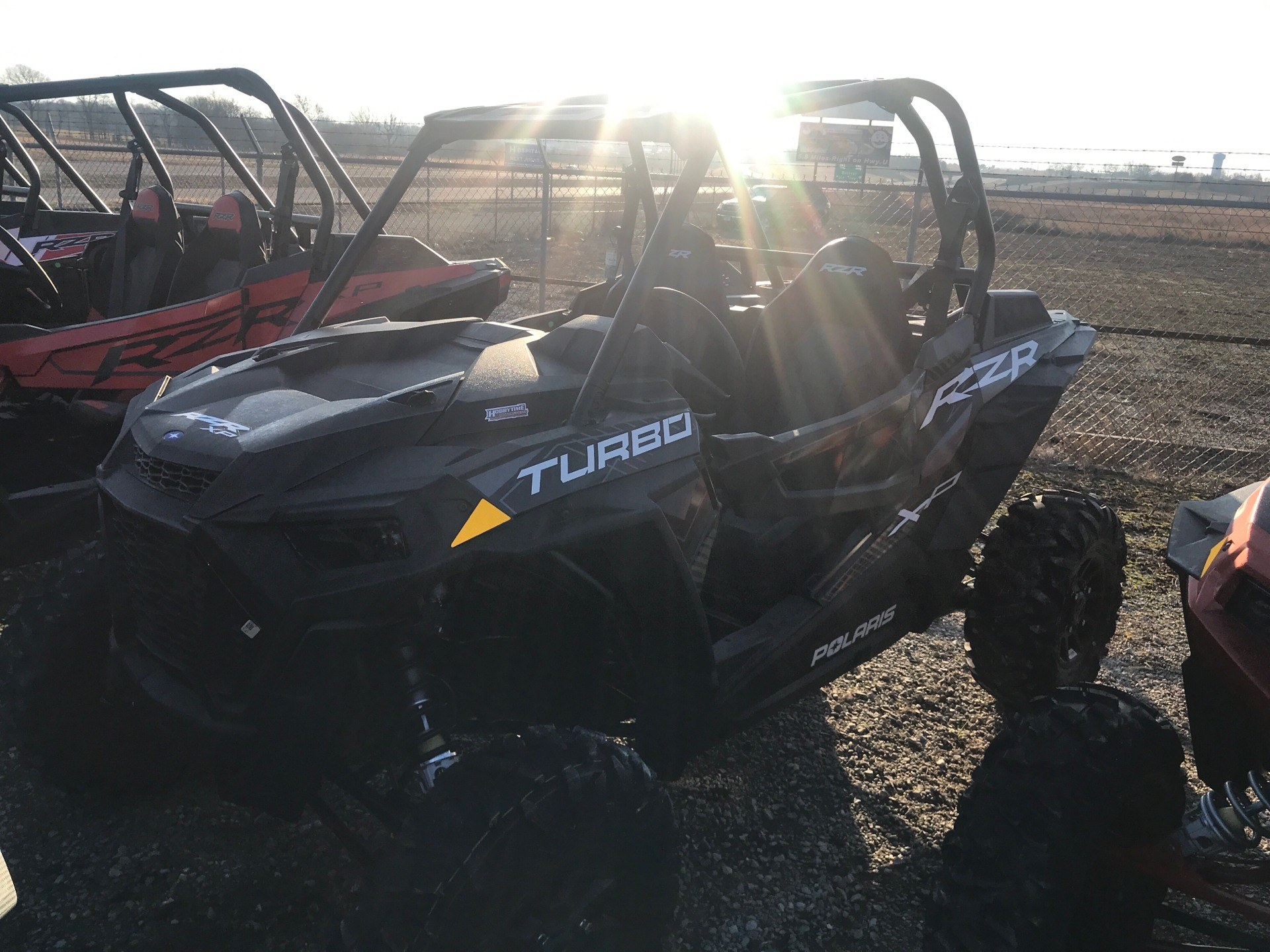2020 Polaris RZR XP Turbo in Bolivar, Missouri - Photo 1