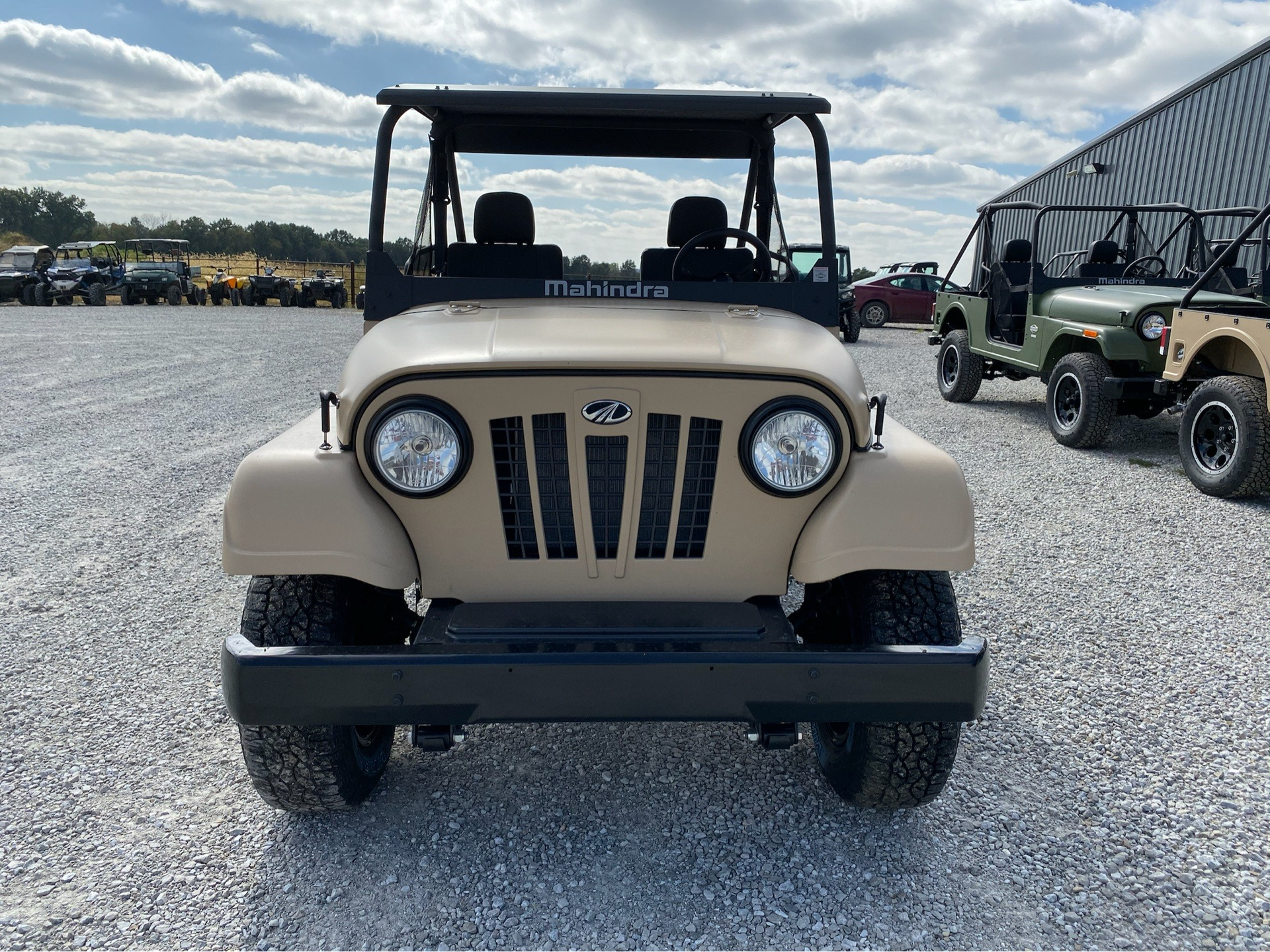 2019 Mahindra Automotive North America ROXOR Offroad in Bolivar, Missouri - Photo 3