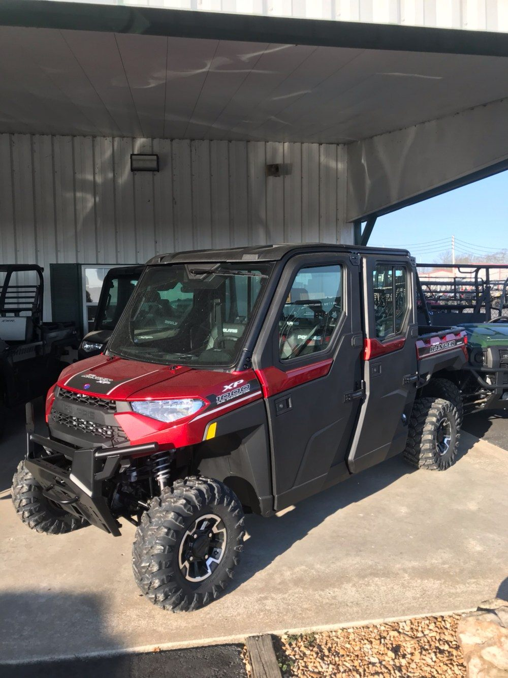 2019 Polaris Ranger Crew XP 1000 EPS NorthStar HVAC Edition 2