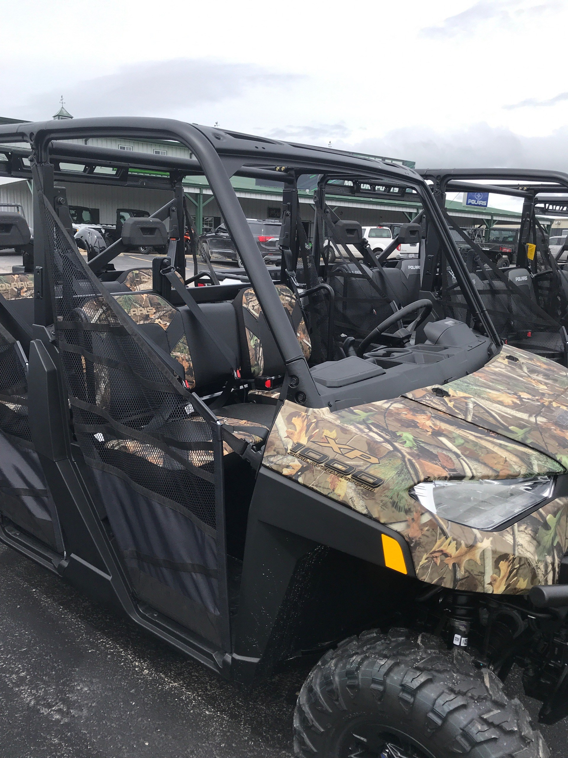 2019 Polaris Ranger Crew XP 1000 EPS Back Country Limited Edition in Bolivar, Missouri - Photo 3