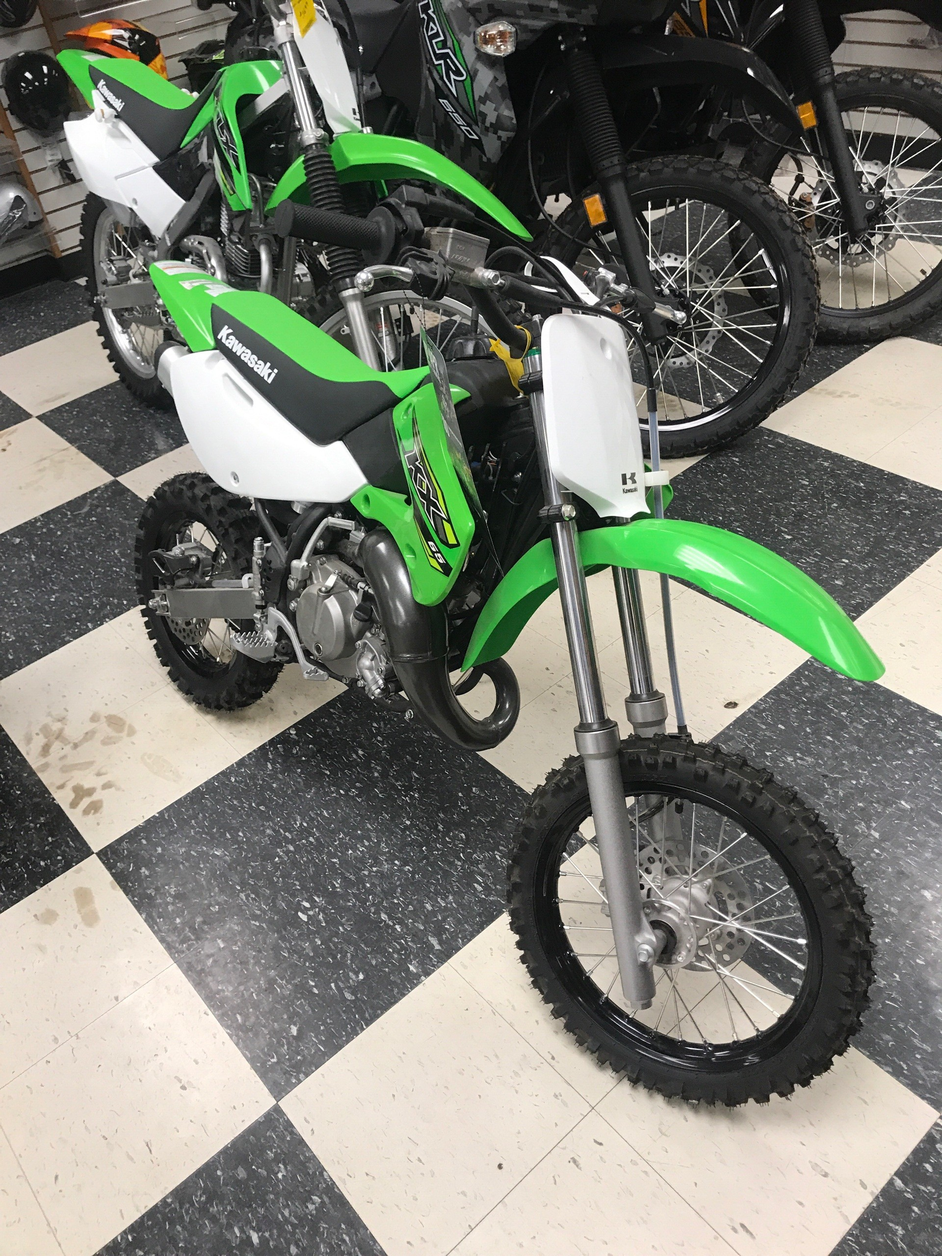 2018 Kawasaki KX 65 in Bolivar, Missouri - Photo 1