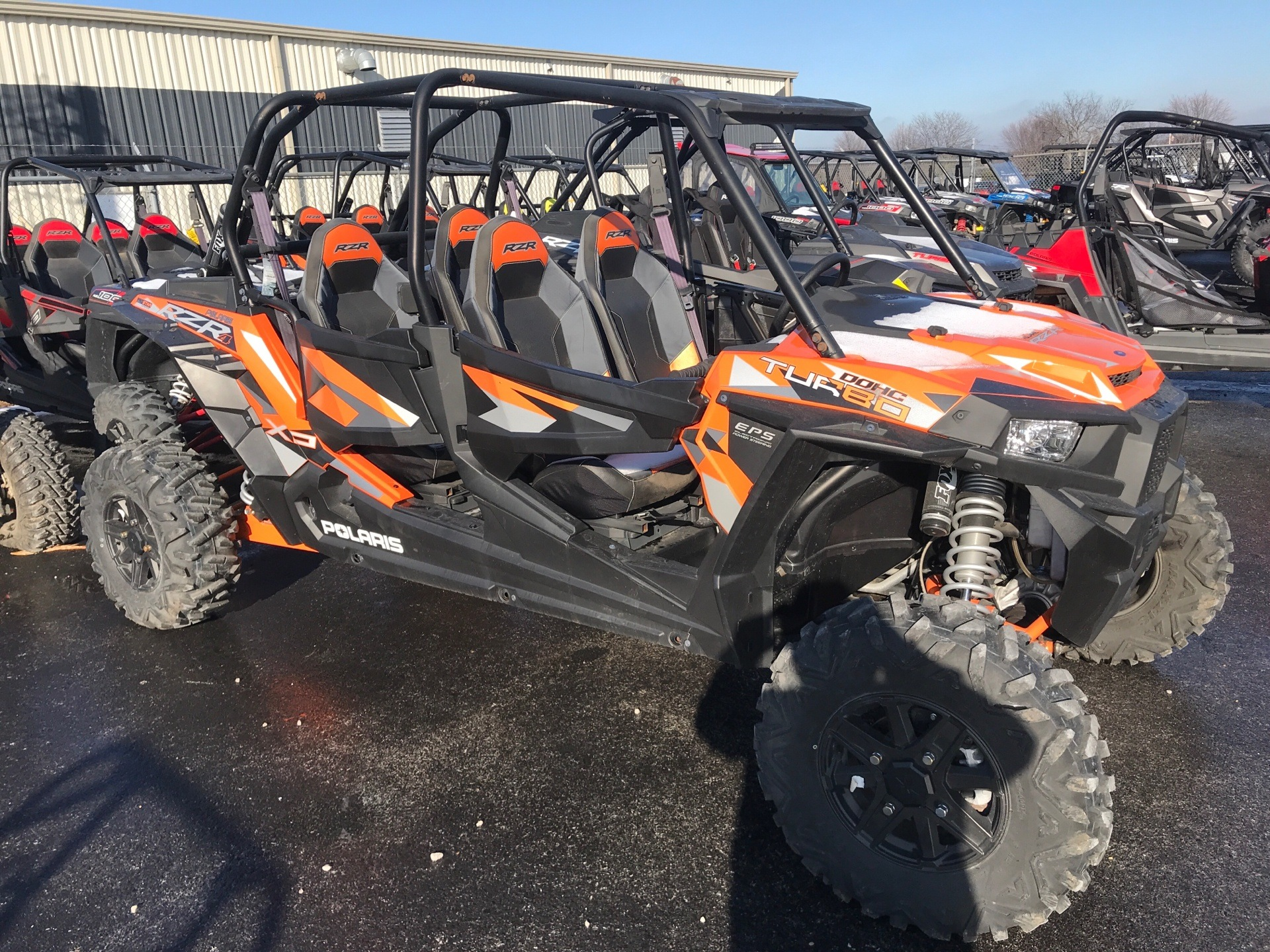 2016 Polaris RZR XP 4 Turbo EPS in Bolivar, Missouri - Photo 2