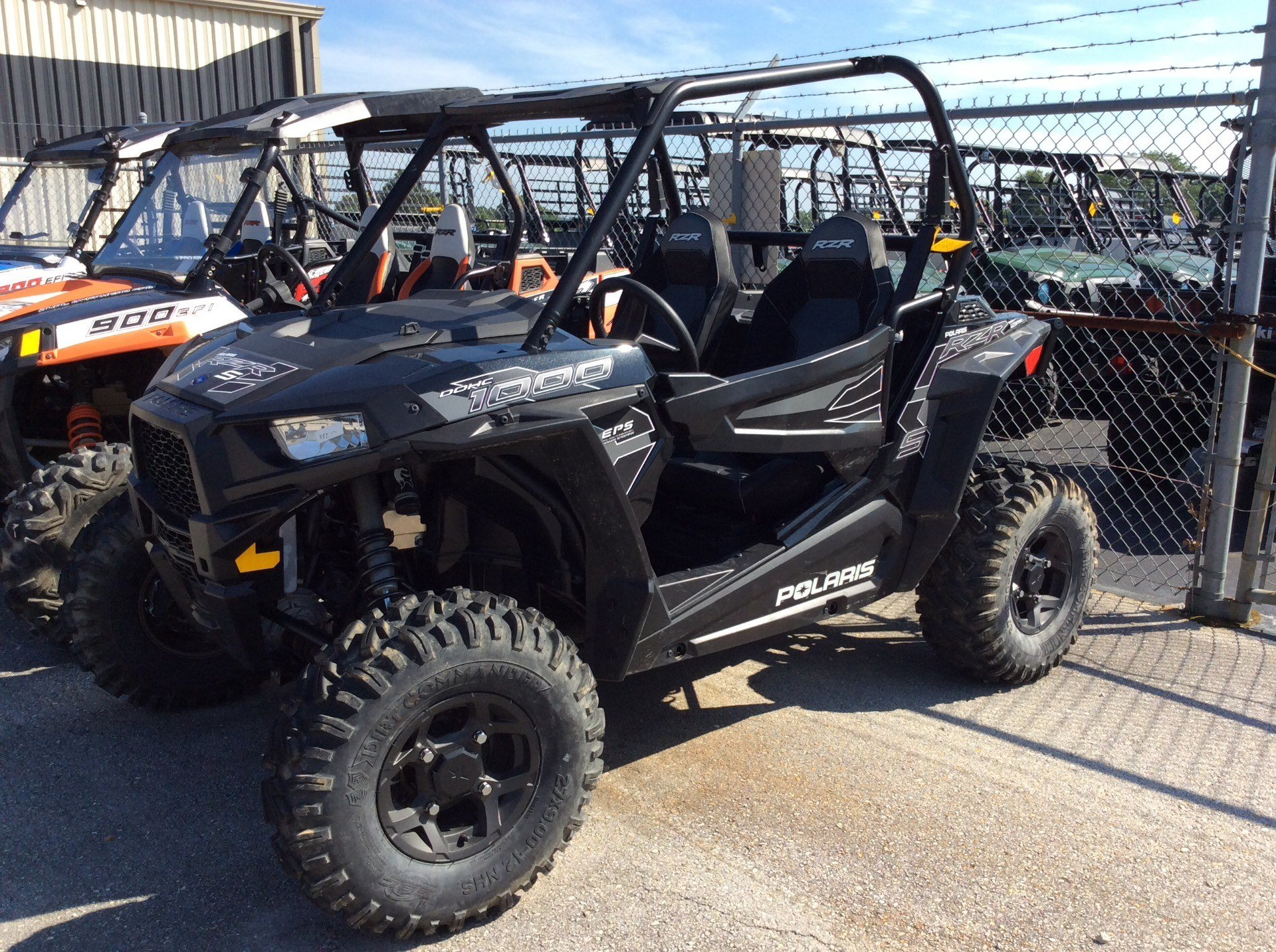 2016 Polaris RZR S 1000 EPS for sale 21334