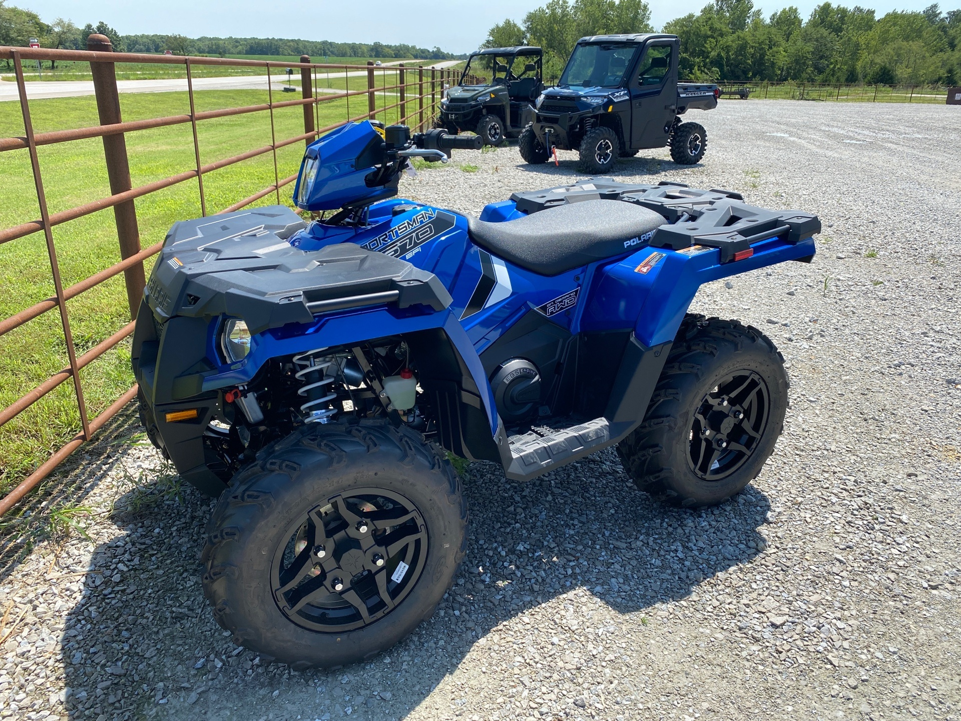 2020 Polaris Sportsman 570 Premium in Bolivar, Missouri - Photo 1