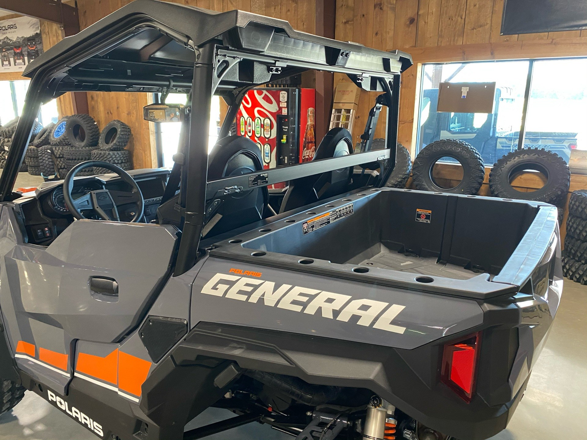 2020 Polaris General XP 1000 Deluxe Ride Command Package in Bolivar, Missouri - Photo 5
