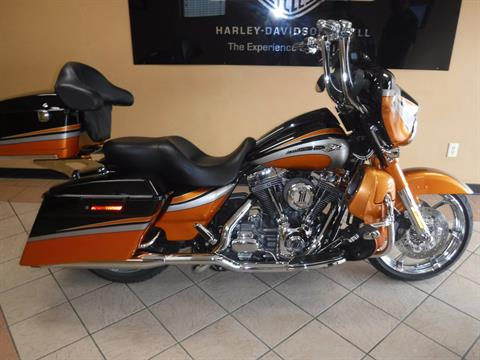 2011 Harley-Davidson CVO™ Street Glide® in Waterloo, Iowa - Photo 1