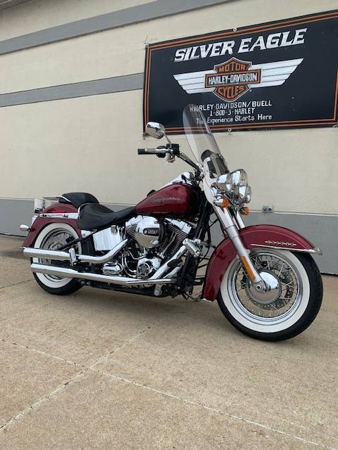 2017 Harley-Davidson Softail® Deluxe in Waterloo, Iowa - Photo 1
