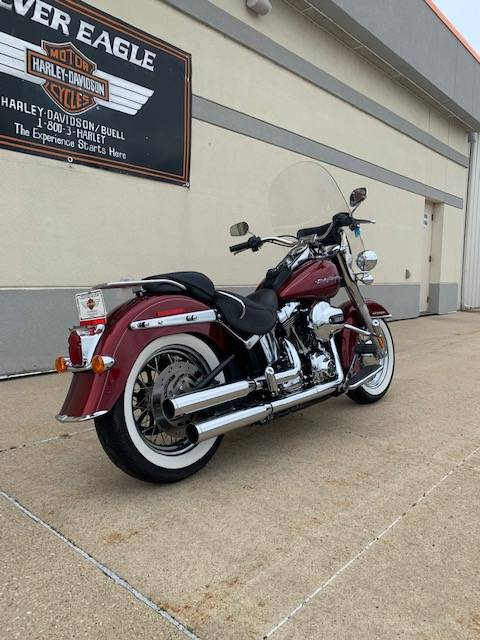 2017 Harley-Davidson Softail® Deluxe in Waterloo, Iowa - Photo 2