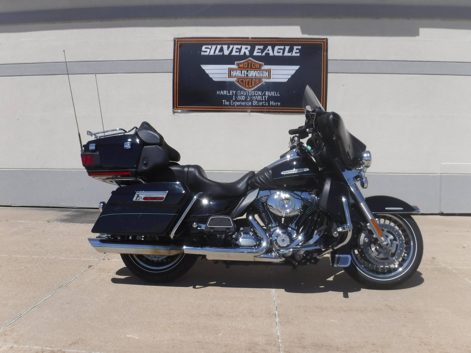 2012 Harley-Davidson Electra Glide® Ultra Limited in Waterloo, Iowa - Photo 1