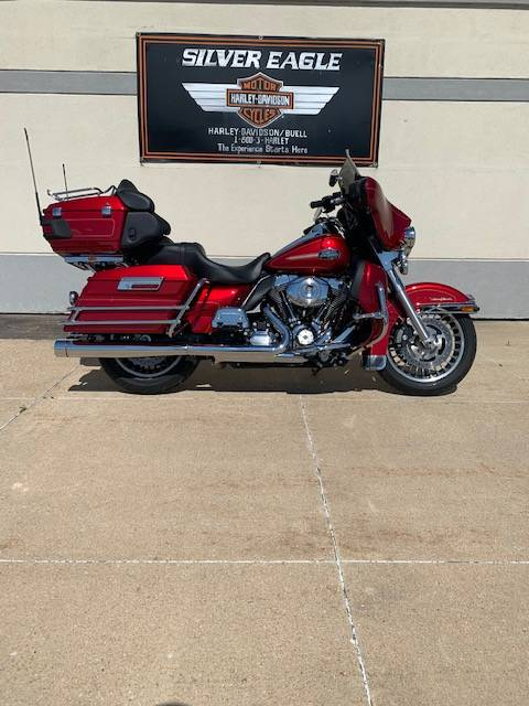 2013 Harley-Davidson Ultra Classic® Electra Glide® in Waterloo, Iowa - Photo 1