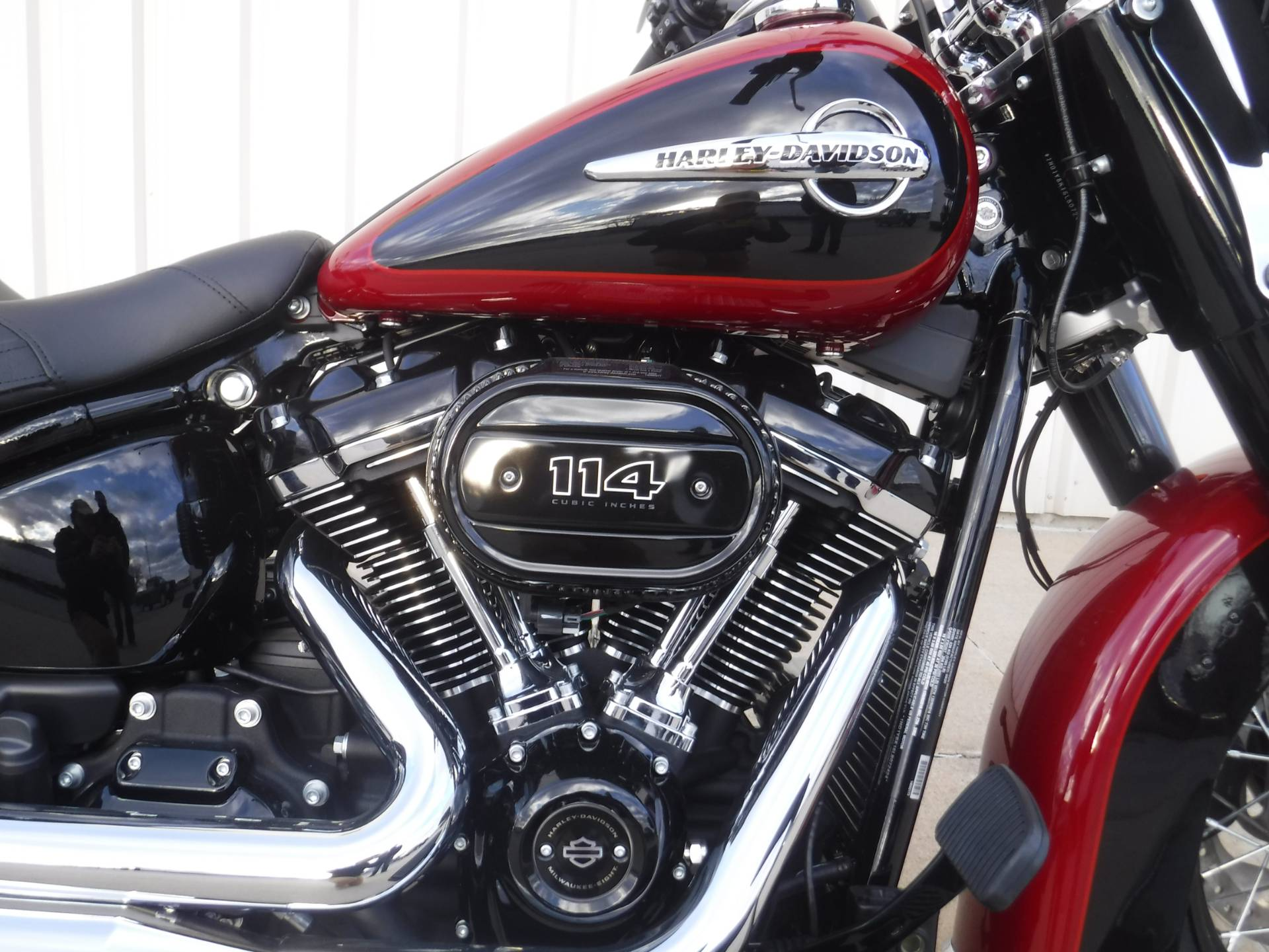 2020 Harley-Davidson Heritage Classic 114 in Waterloo, Iowa - Photo 2