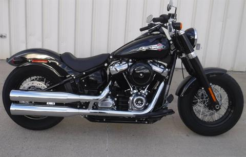 2020 Harley-Davidson Softail Slim® in Waterloo, Iowa - Photo 1
