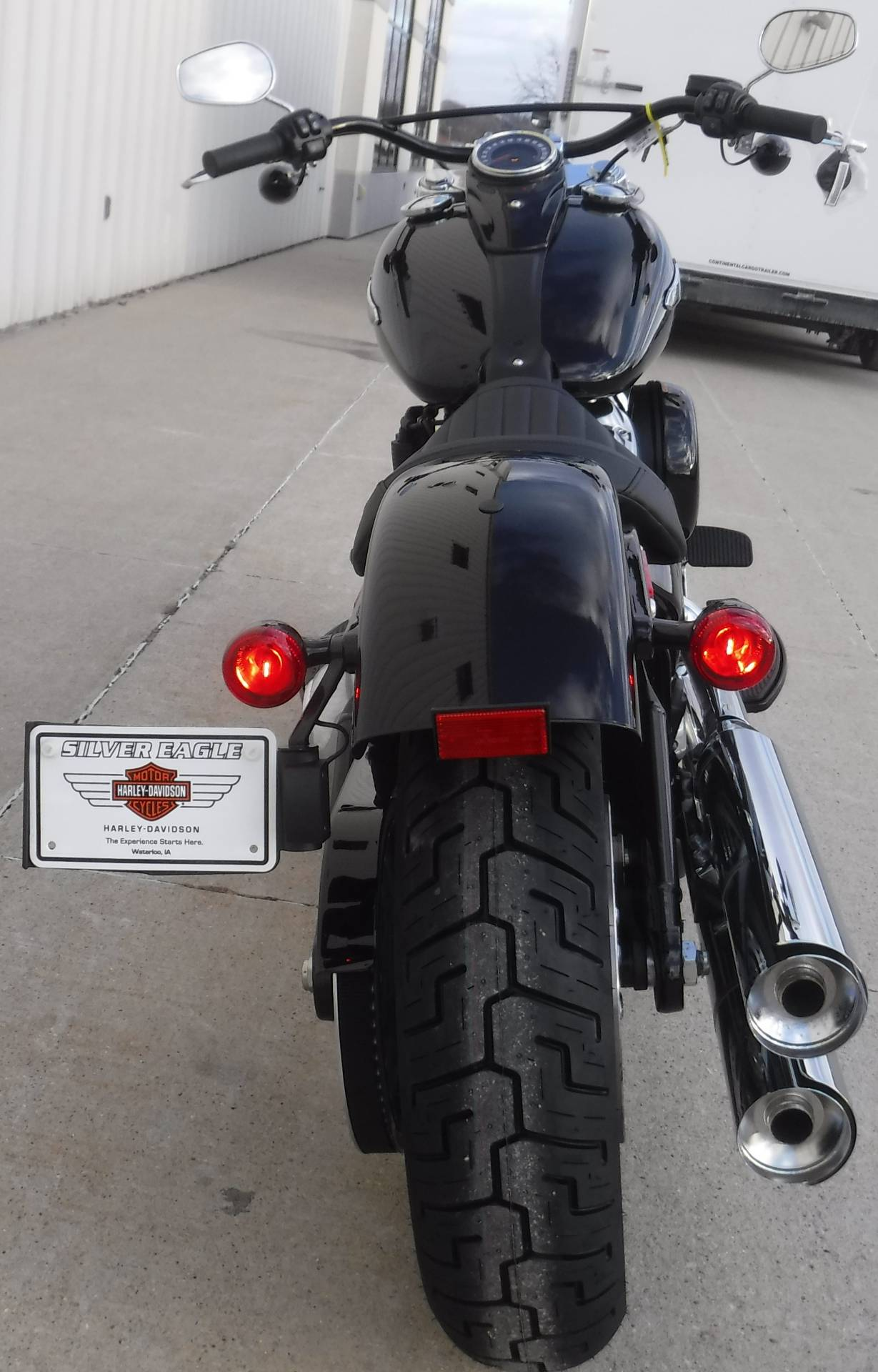 2020 Harley-Davidson Softail Slim® in Waterloo, Iowa - Photo 5