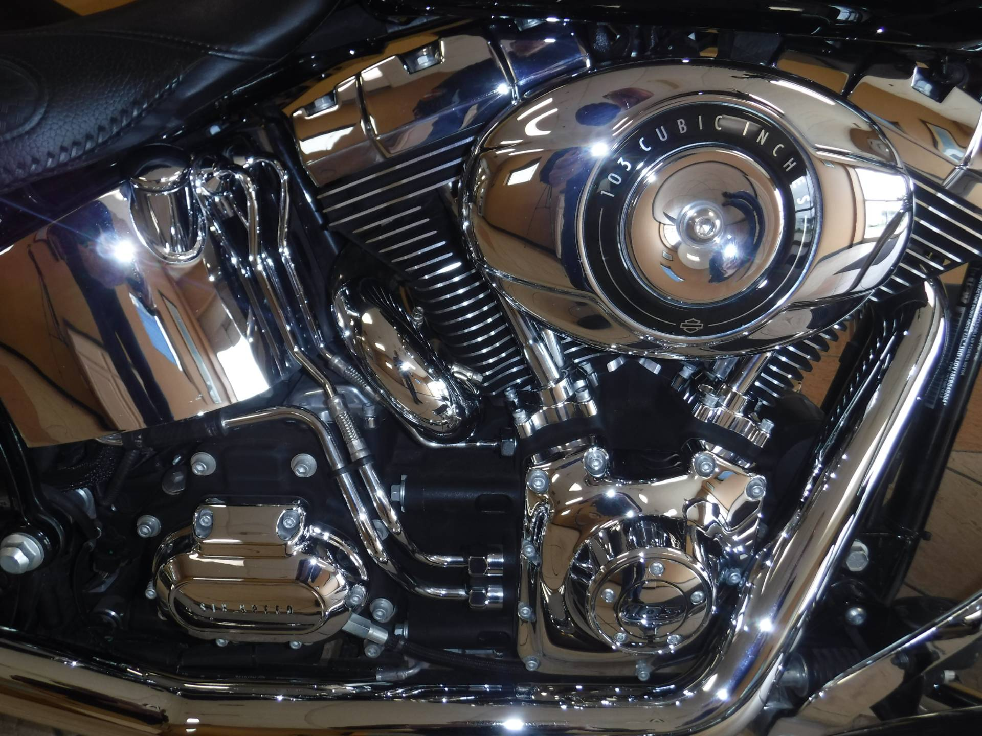 2014 Harley-Davidson Softail® Deluxe in Waterloo, Iowa - Photo 2
