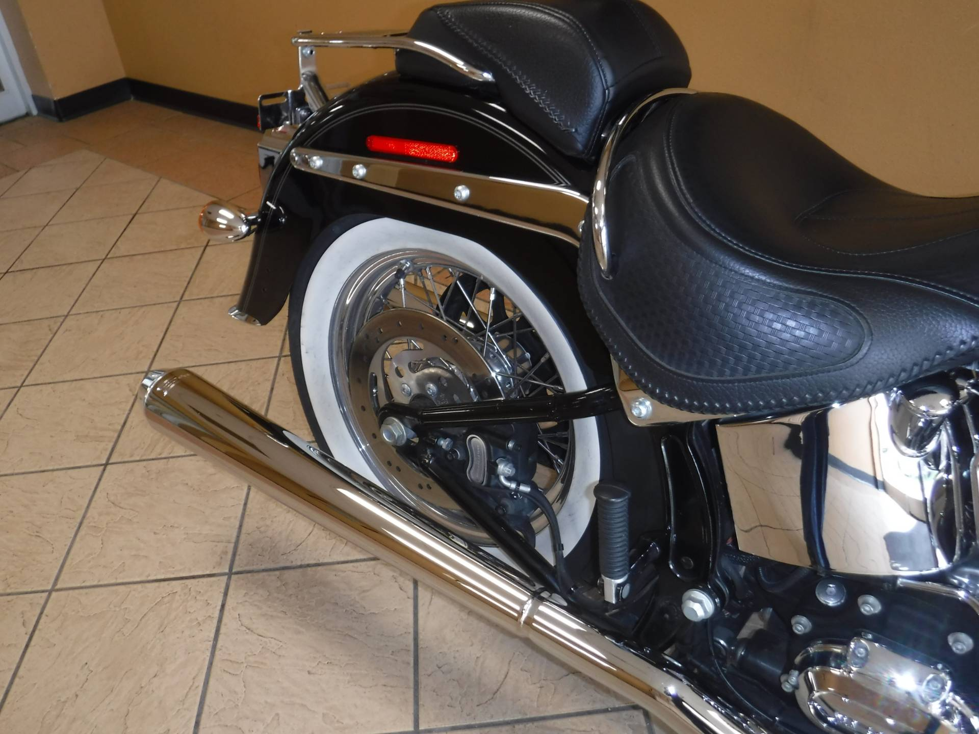 2014 Harley-Davidson Softail® Deluxe in Waterloo, Iowa - Photo 3