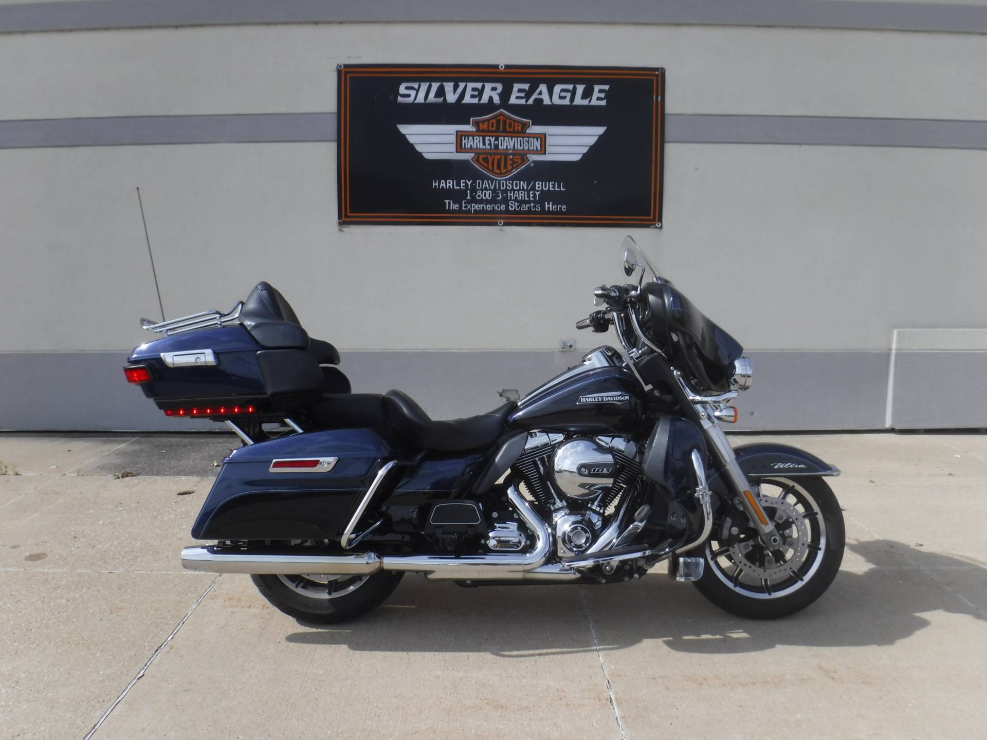 2014 Harley-Davidson Electra Glide® Ultra Classic® in Waterloo, Iowa - Photo 1