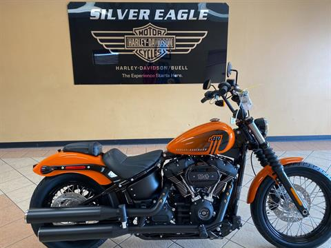 2021 Harley-Davidson Street Bob® 114 in Waterloo, Iowa - Photo 1