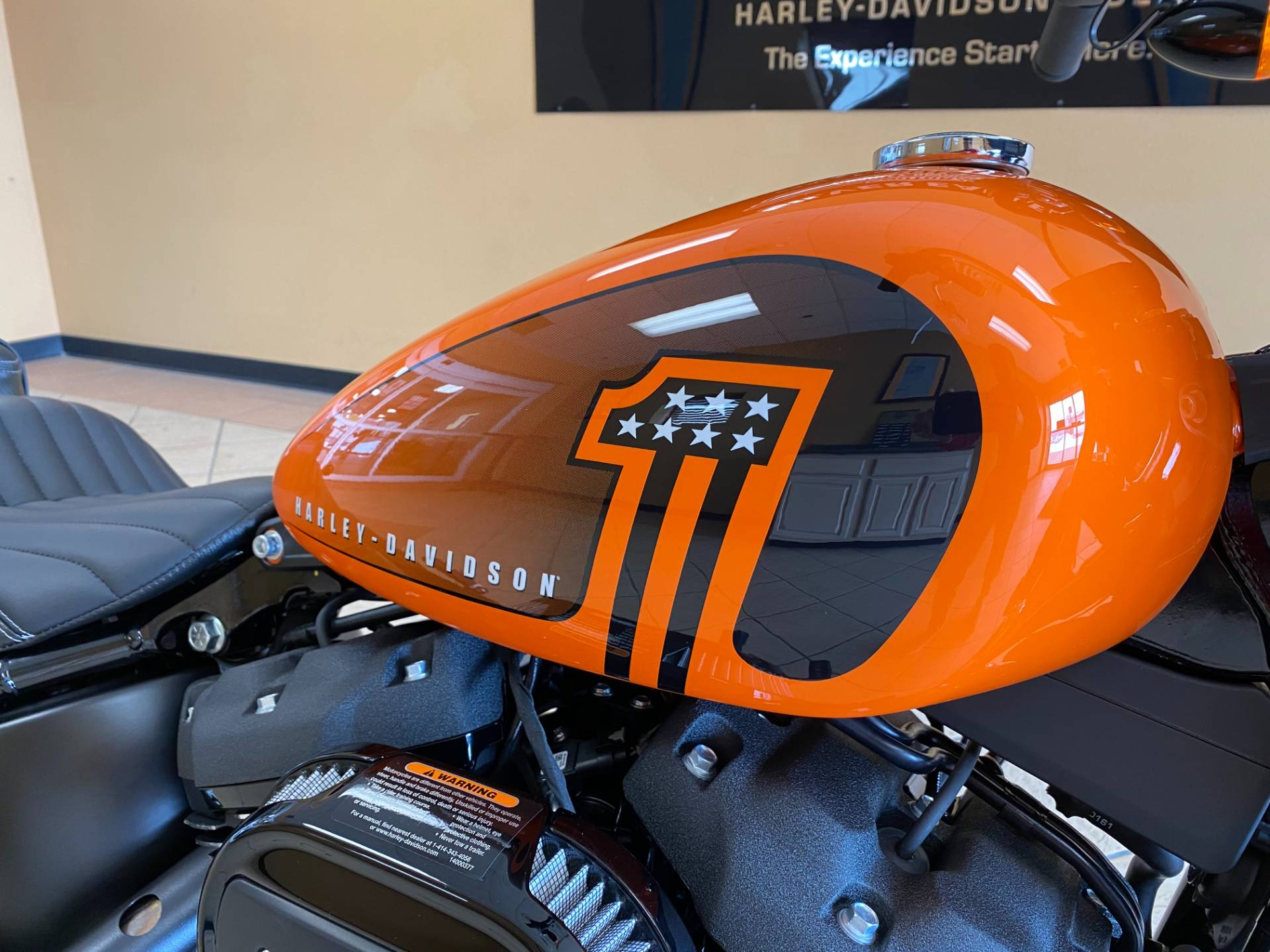 2021 Harley-Davidson Street Bob® 114 in Waterloo, Iowa - Photo 3