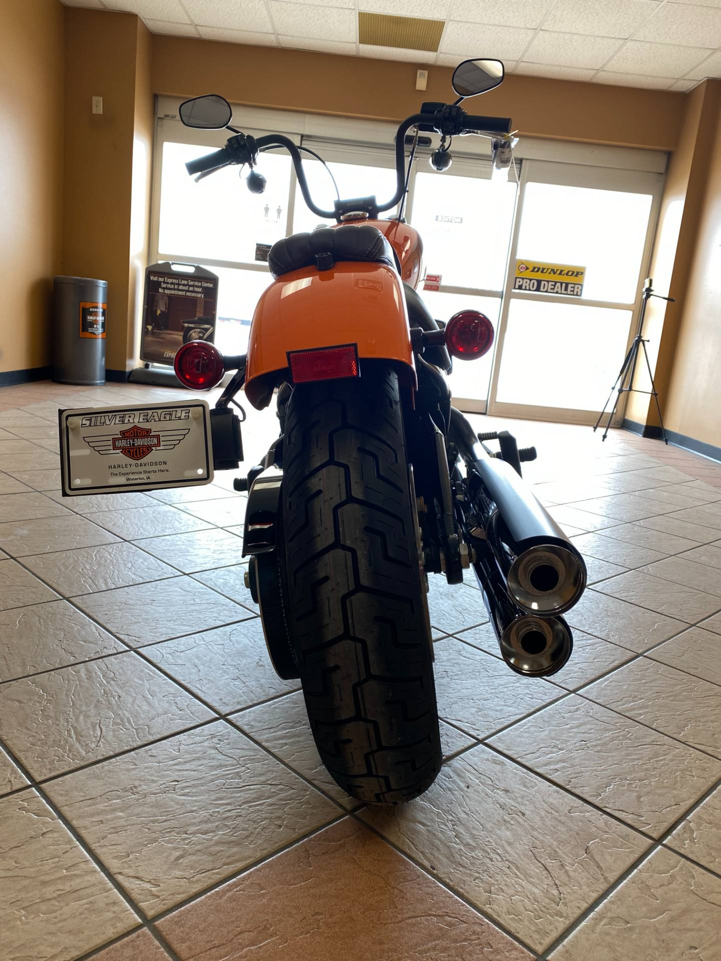 2021 Harley-Davidson Street Bob® 114 in Waterloo, Iowa - Photo 7