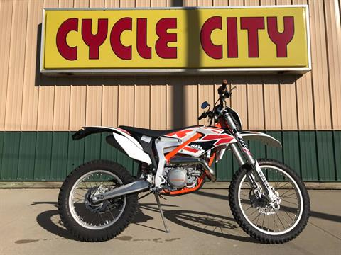 2017 KTM Freeride 250 R in Rochester, Minnesota