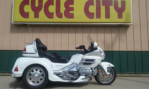 2005 Honda Gold Wing® ABS in Rochester, Minnesota