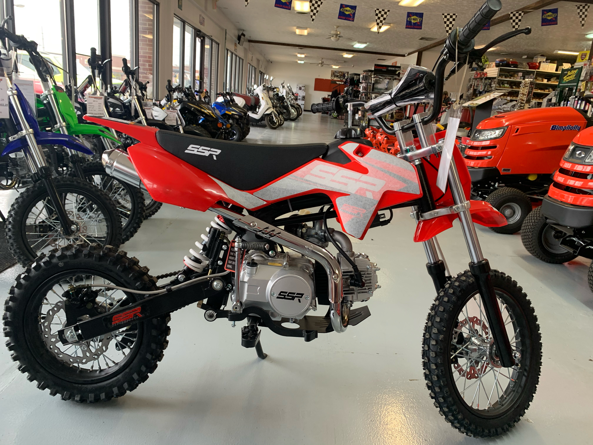 2021 SSR Motorsports SR125 Auto in Lafayette, Indiana - Photo 3