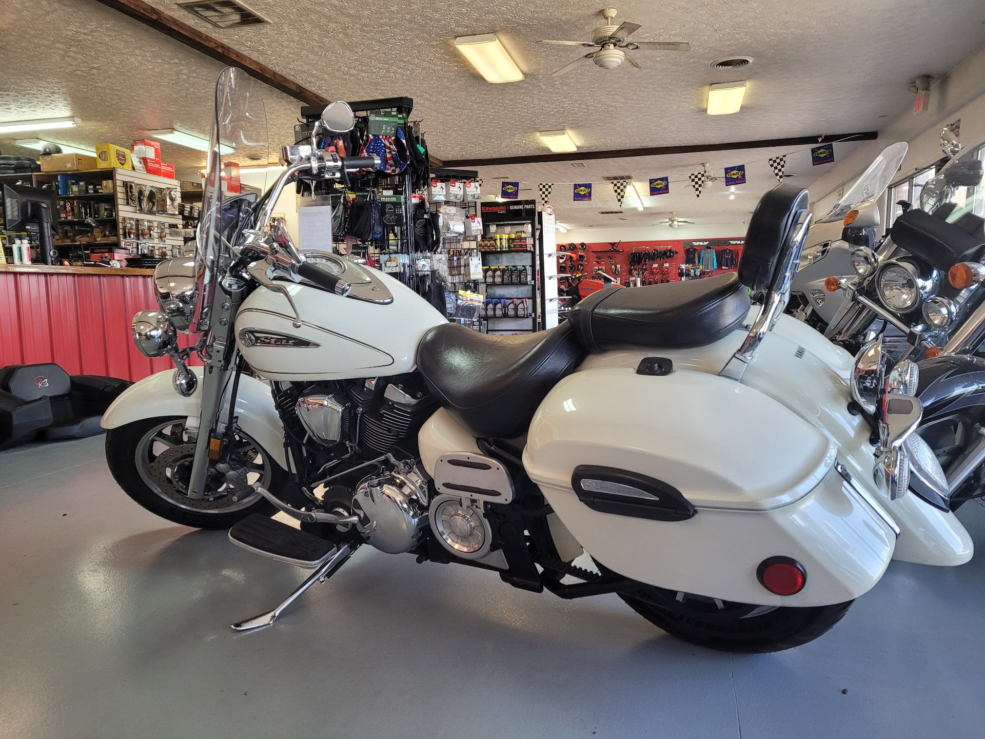 2012 Yamaha Road Star Silverado S in Lafayette, Indiana - Photo 6