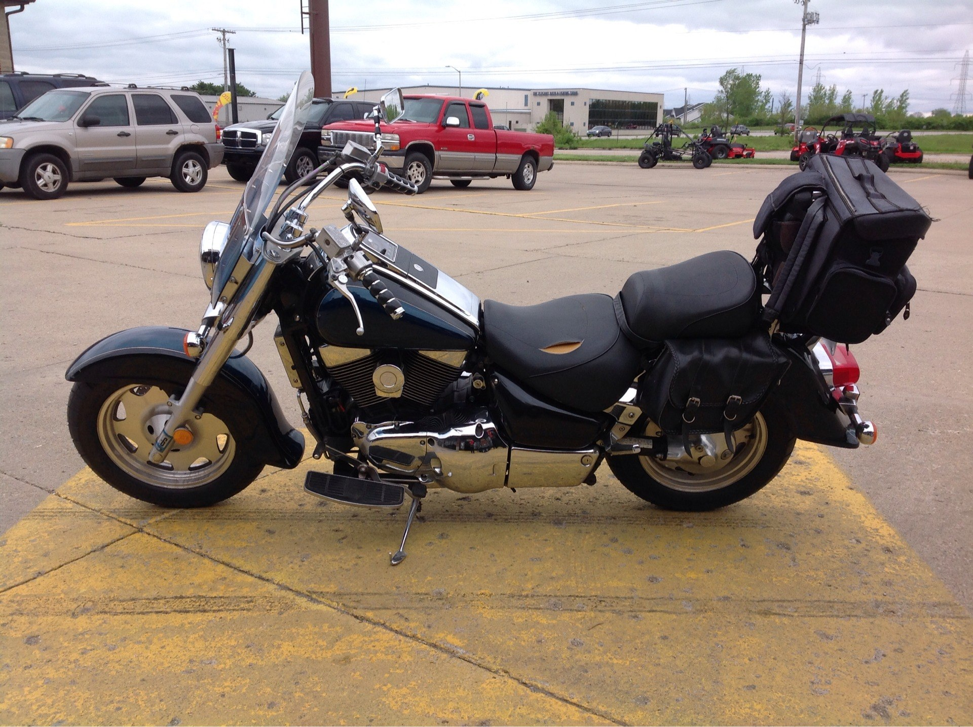 1998 Suzuki INTRUDER LC in Lafayette, Indiana - Photo 1