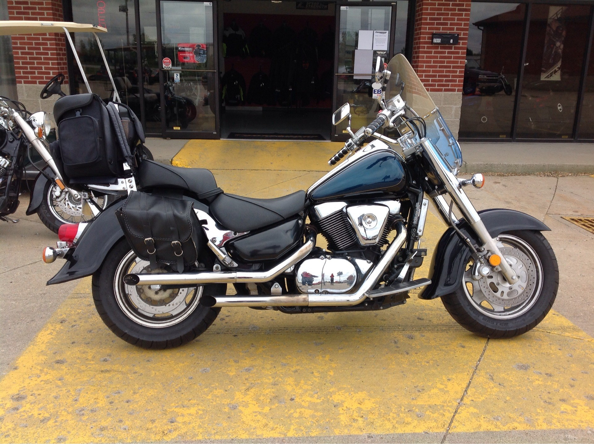 1998 Suzuki INTRUDER LC in Lafayette, Indiana - Photo 3