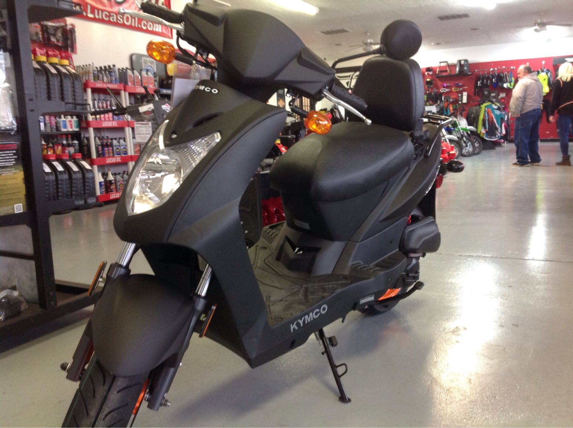 2019 Kymco Agility 50 in Lafayette, Indiana - Photo 1