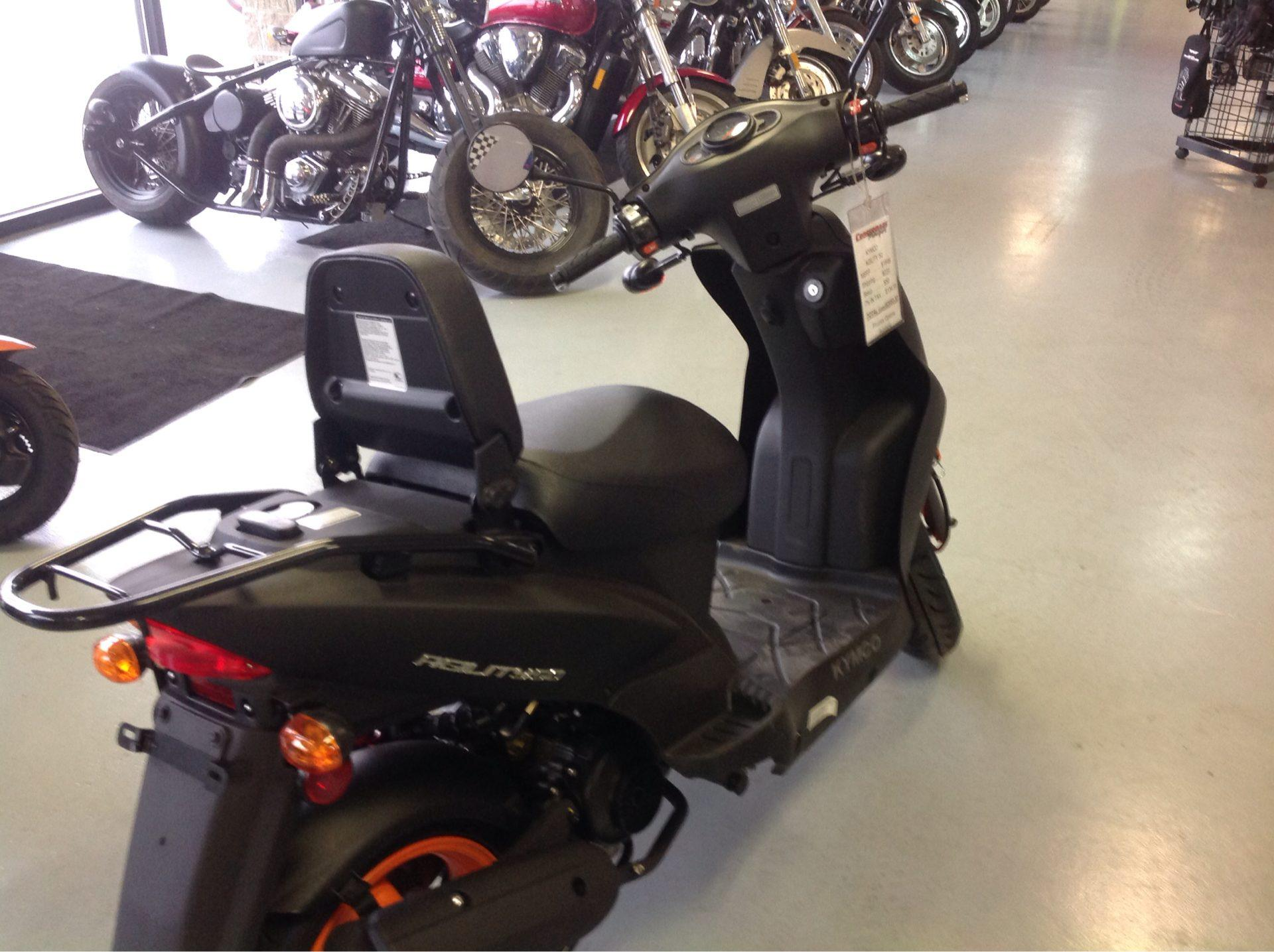 2019 Kymco Agility 50 in Lafayette, Indiana - Photo 3