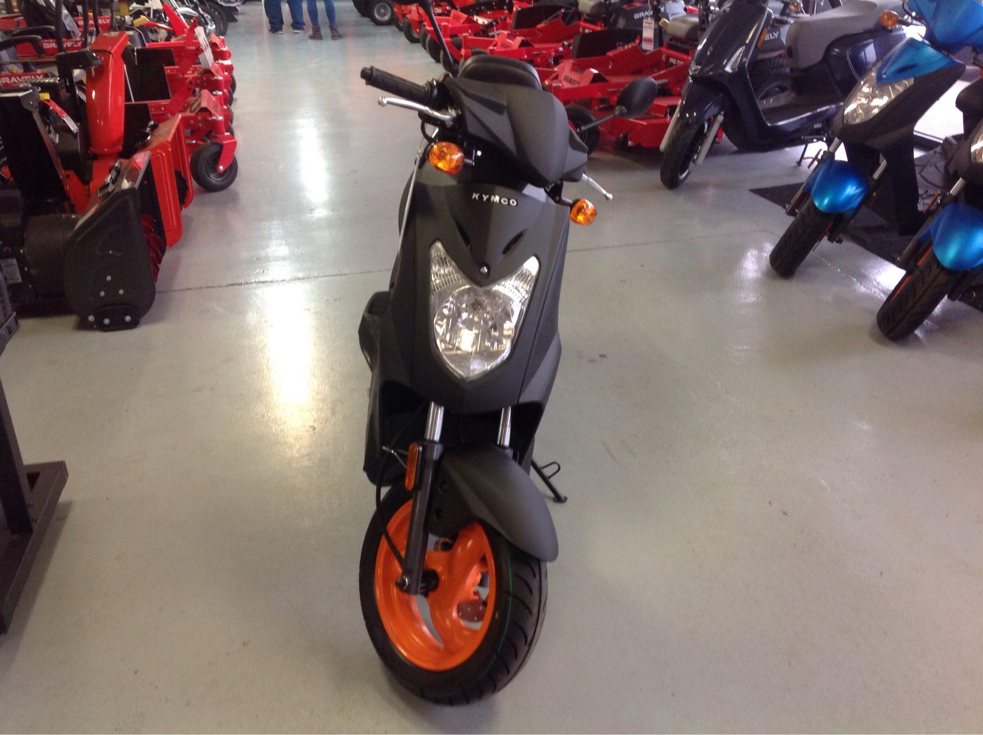 2019 Kymco Agility 50 in Lafayette, Indiana - Photo 4