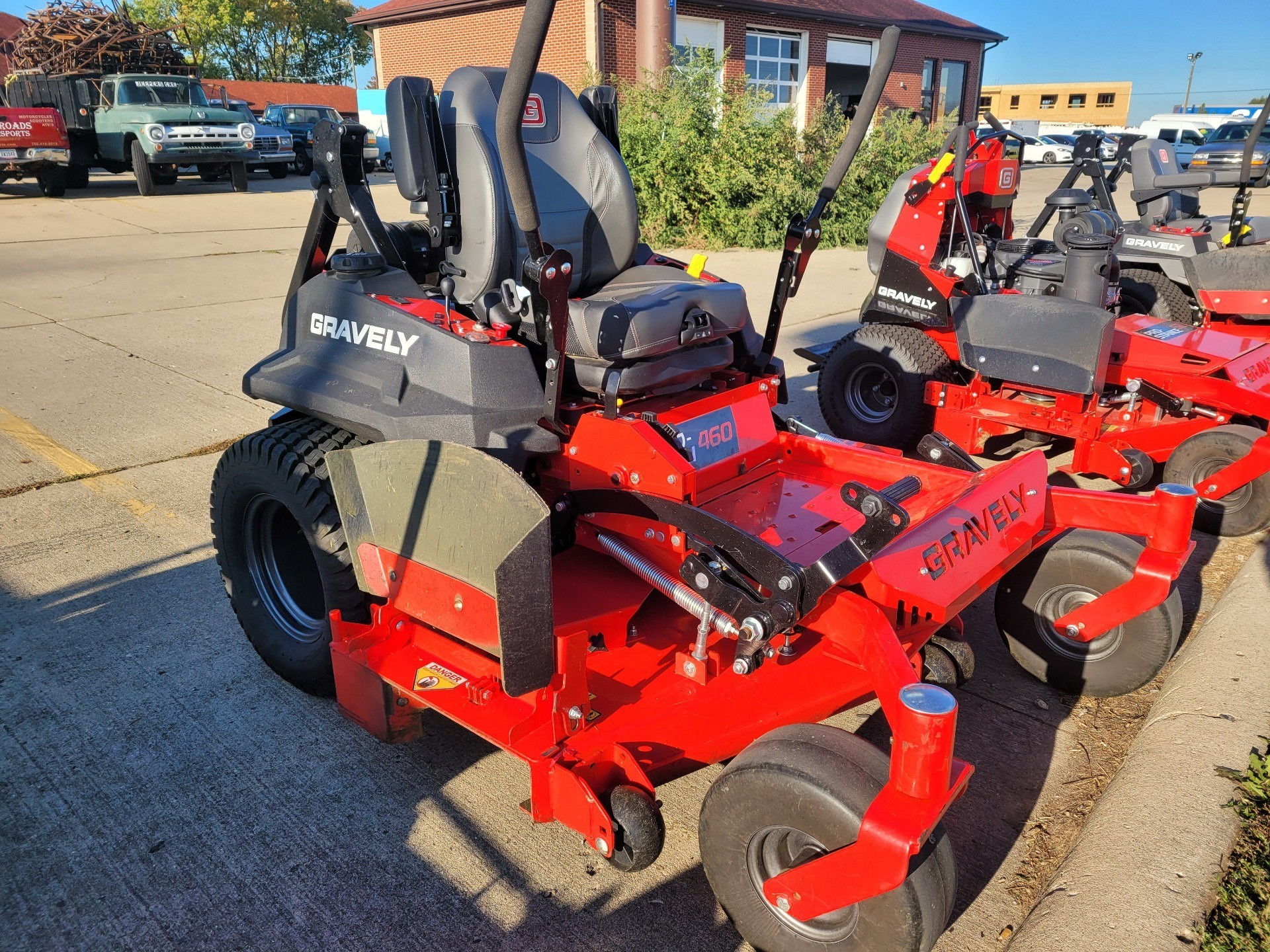 2020 Gravely USA Pro-Turn 460 60 in. Yamaha MX825V EFI 33 hp in Lafayette, Indiana - Photo 1