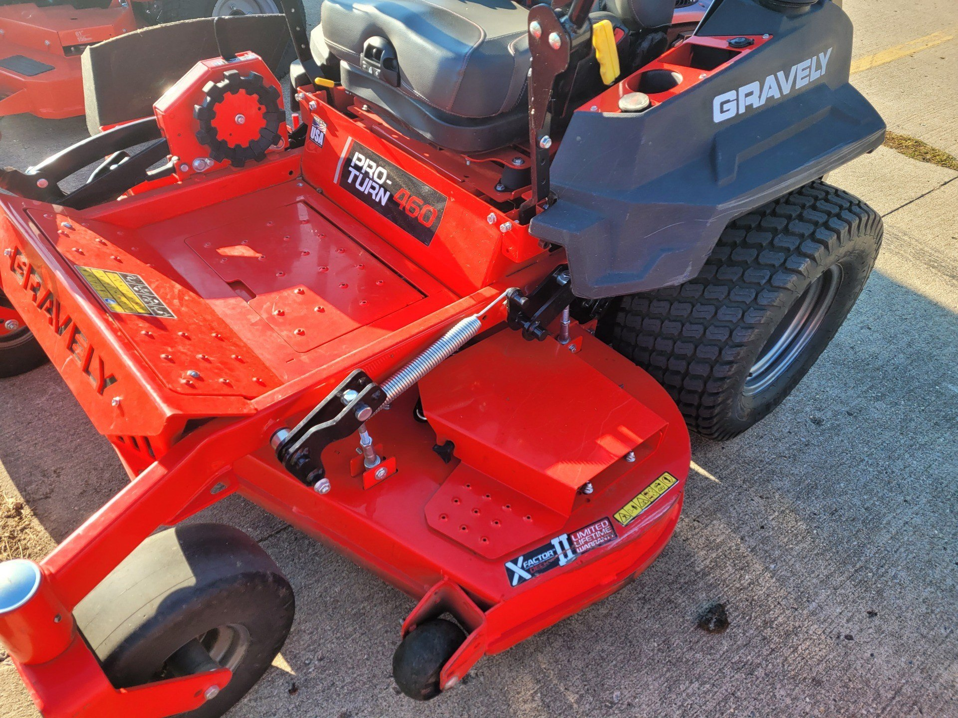 2020 Gravely USA Pro-Turn 460 60 in. Yamaha MX825V EFI 33 hp in Lafayette, Indiana - Photo 5
