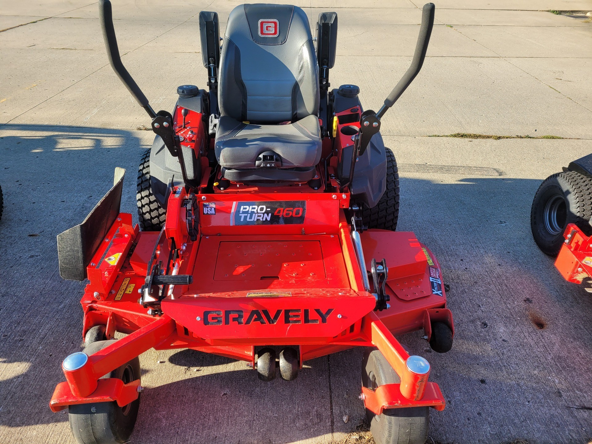 2020 Gravely USA Pro-Turn 460 60 in. Yamaha MX825V EFI 33 hp in Lafayette, Indiana - Photo 8