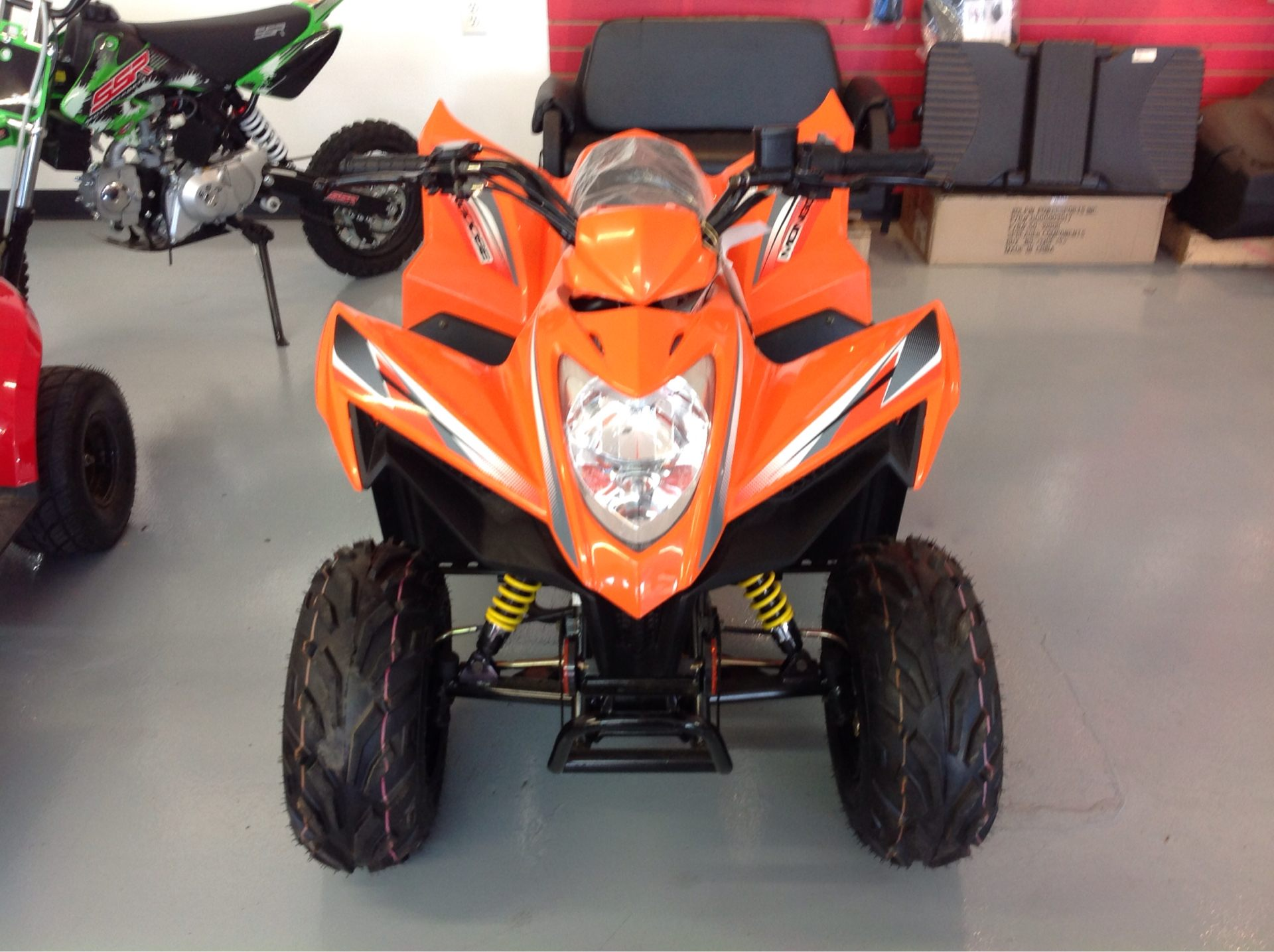 2019 Kymco Mongoose 70s in Lafayette, Indiana - Photo 1