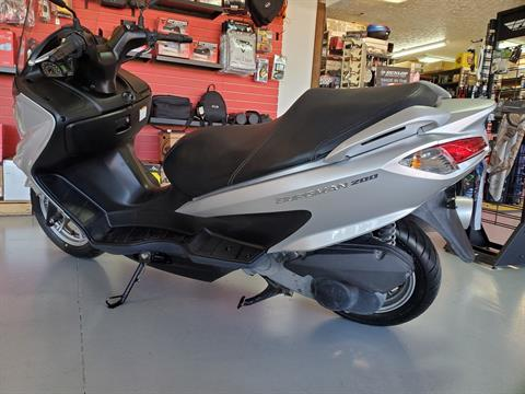 2014 Suzuki Burgman™ 200 ABS in Lafayette, Indiana - Photo 2